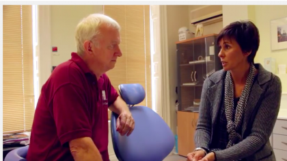 Video: Oral Hygiene with People Experiencing Dementia